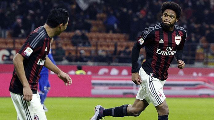 Milan esulta