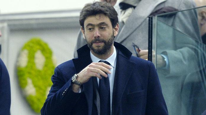 La Juventus presenta il nuovo logo societario. Agnelli: