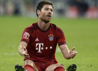Xabi Alonso Bayern