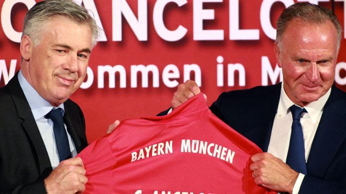 Ancelotti sul Milan: