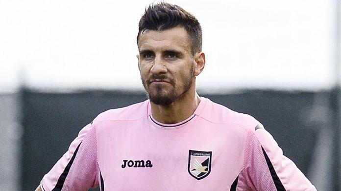 palermo infortunio andelkovic
