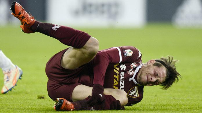 infortunio belotti