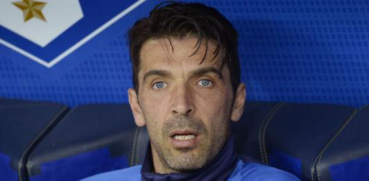 Buffon Juventus Italia