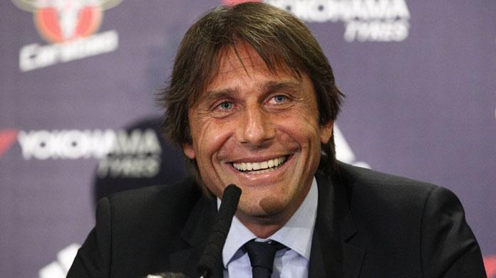 premier league conte chelsea manchester united conferenza stampa