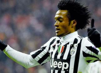 Juventus Witsel Cuadrado