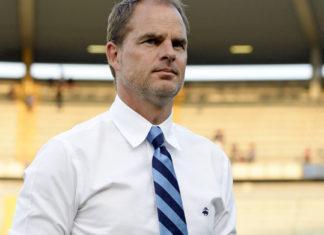 Inter De Boer calciomercato