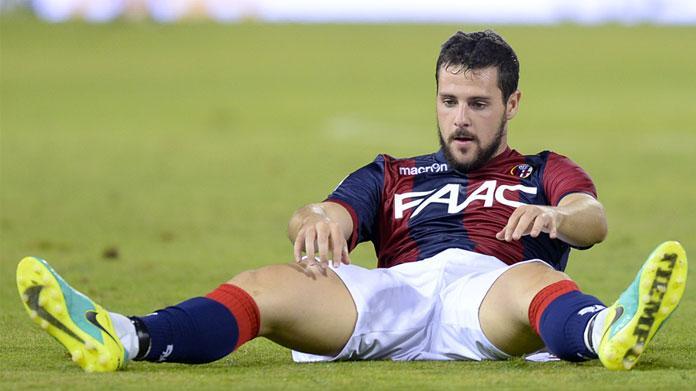 Bologna, lesione muscolare per Destro. Ecco i tempi di recupero