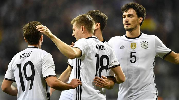 Beckenbauer frode riciclaggio mondiali