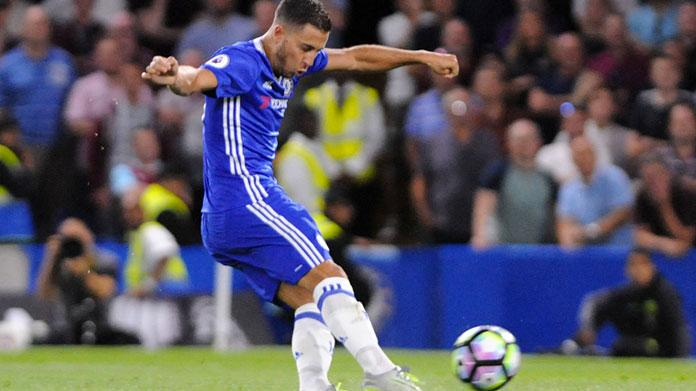 premier league 26ª giornata hazard