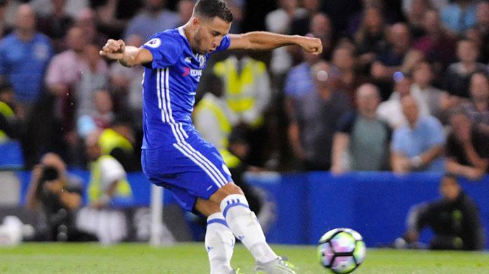 Sfortuna Hazard in Nazionale: frattura alla caviglia in allenamento