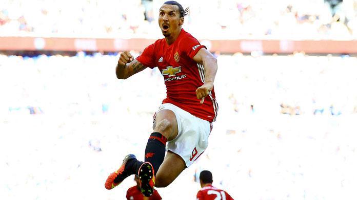 Ibrahimovic united