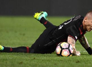 Kucka Milan Torino Baselli