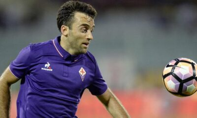 Rossi Nandez Alonso Criscito Fiorentina infortunio
