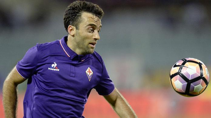 Rossi Nandez Alonso Criscito Fiorentina