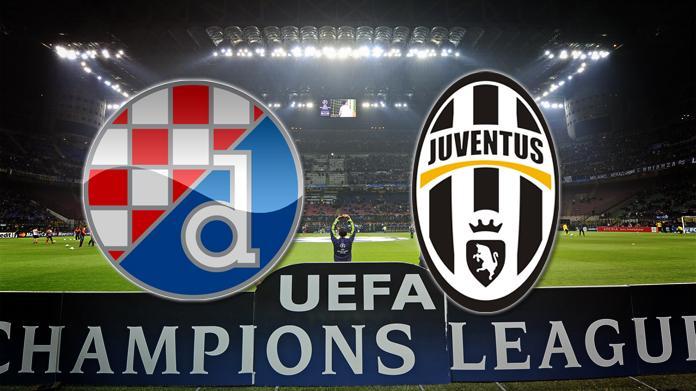 Dinamo Zagabria-Juventus: Diretta Tv e Streaming Gratis (Champions League)