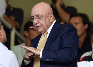 galliani closing milan calciomercato