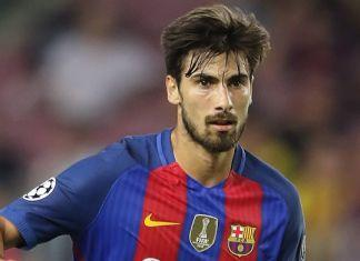 andré gomes barcellona