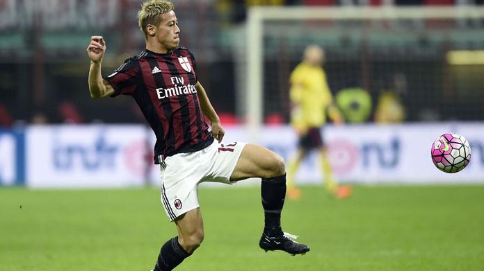 Milan, l'MLS chiama Honda: c'è l'offerta dei Seattle Sounders per il giapponese