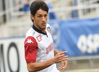 Cagliari inter melchiorri gol