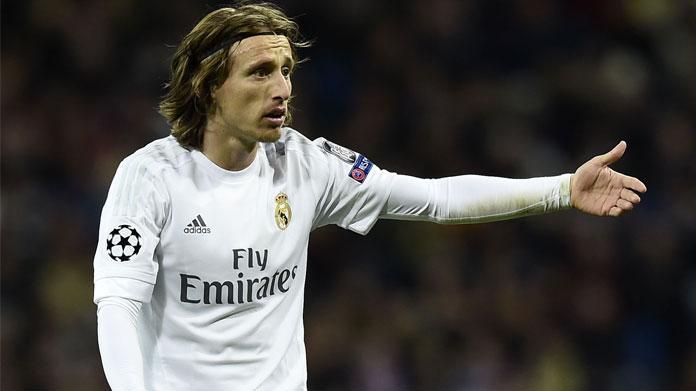 Ronaldo alla Juventus, Modric: