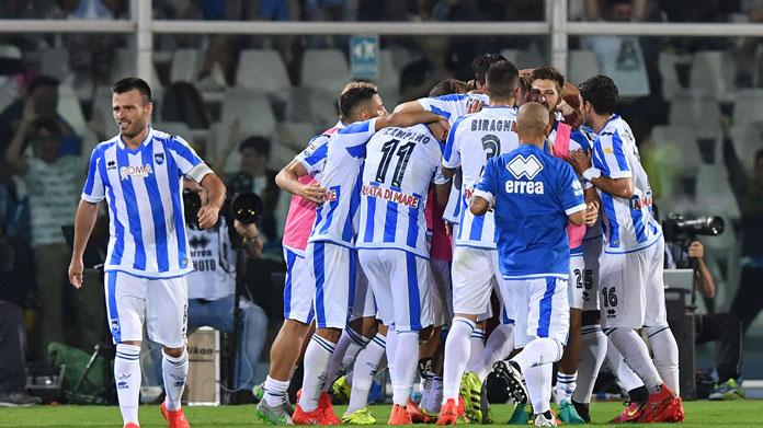 coulibaly - pescara