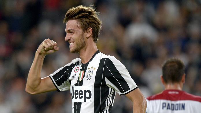 Seconda Maglia Juventus DANIELE RUGANI
