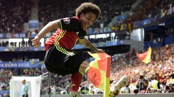 Witsel in Cina: