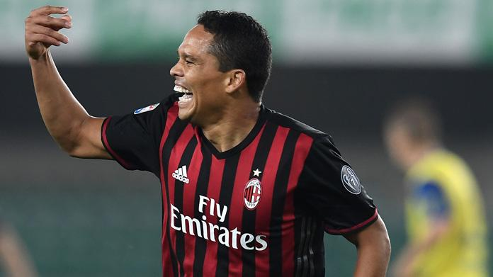 infortunio bacca
