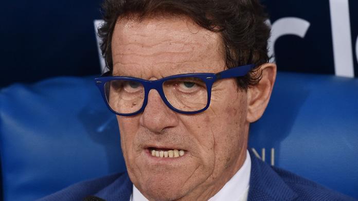 Italia: Capello si tira fuori per il dopo Ventura e candida Ancelotti