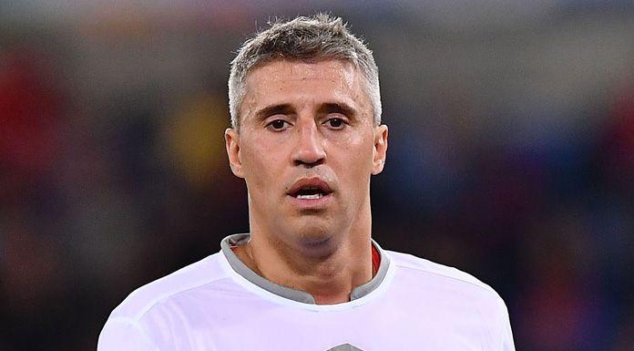 Crespo: «Scudetto? Juve e Inter più attrezzate ma il Milan non deve avere limiti»
