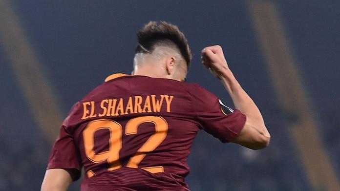 el shaarawy roma