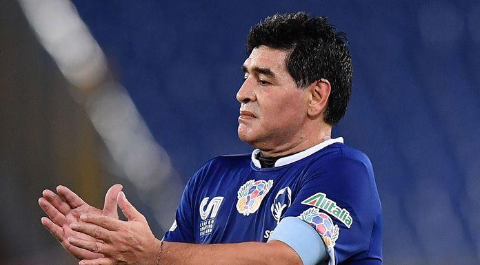 Lutto nel mondo del calcio: è morto Diego Armando Maradona