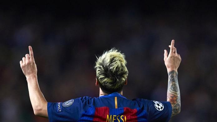 messi barcellona