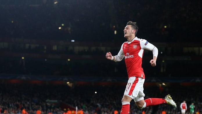 Inter, l'Arsenal vende Ozil a gennaio