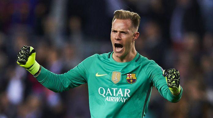 Barcellona, il portiere ter Stegen sale a quota due assist i
