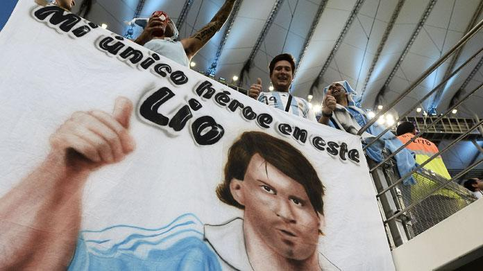 argentina messi