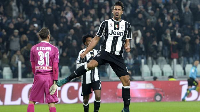 Juventus, buone notizie: Khedira in gruppo, Pjaca quasi. Mandzukic ok