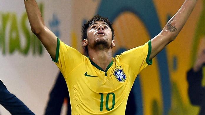 neymar brasile