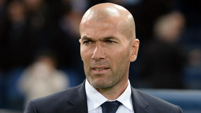 zidane real madrid