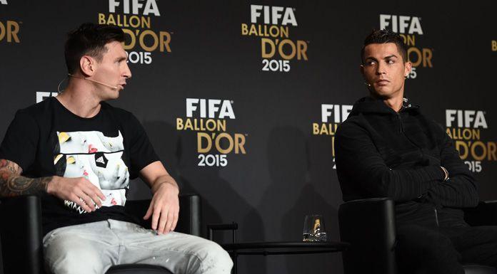 Cristiano Ronaldo vince il quinto Pallone d'Oro – 7 dicembre