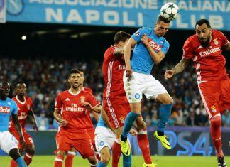 real madrid - napoli