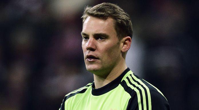 Bayern Monaco, Neuer: «Papera? Sbaglio una volta su 100»