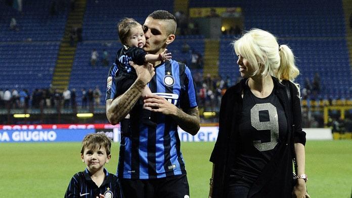 Inter, Wanda Nara: