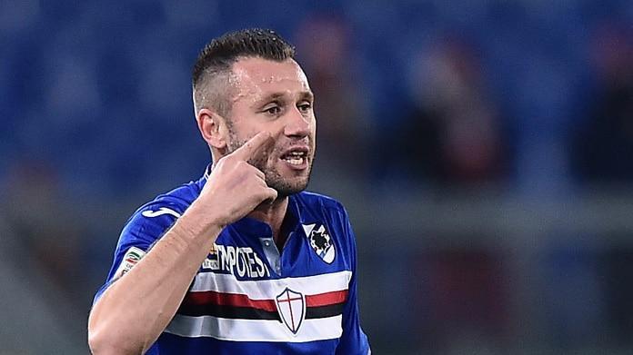 Cassano su Totti: