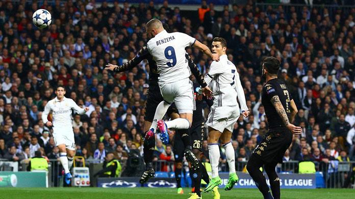 Real Madrid-Napoli 3-1. I blancos sovrastano la banda Sarri, spenta e irriconoscibile