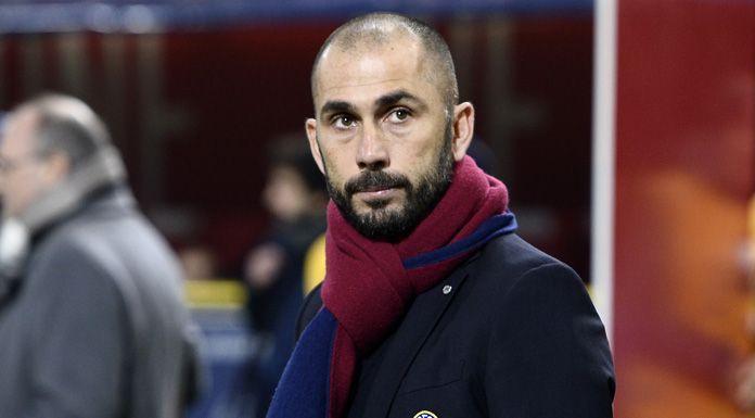 Bologna, Di Vaio eroe insieme al team manager Fini: salvano