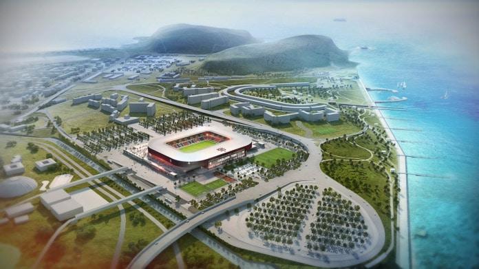 Nuovo stadio Cagliari, ok dalla Regione