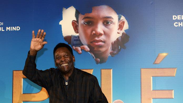 Brasile in ansia, Pelé ricoverato in ospedale