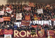inter - roma tifosi juan jesus