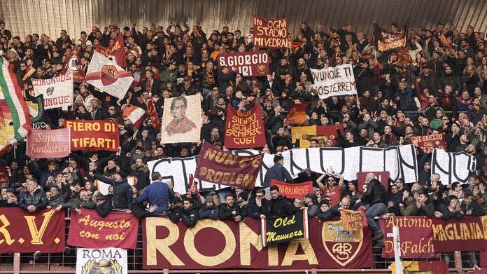 roma tifosi